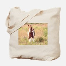 Pretty Paint Pony Tote Bag