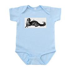 Mink Infant Creeper