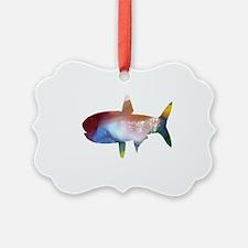 Unique Anchovy Ornament