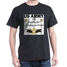 Cute Army granddaughter T-Shirt