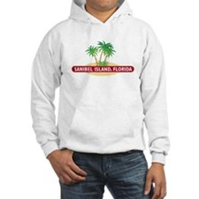 Sanibel Island Palms - Jumper Hoody