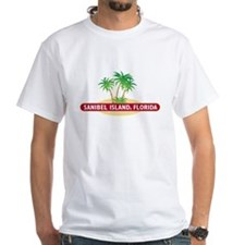 Sanibel Island Palms - Shirt