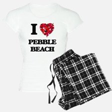 I love Pebble Beach Califor Pajamas