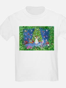 Cute Dancing trees T-Shirt
