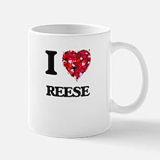 I love Reese New Jersey Mugs