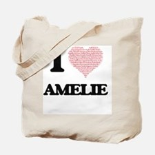Cute Amelie Tote Bag