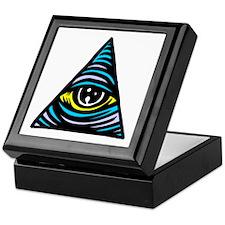 Eye of Providence Keepsake Box