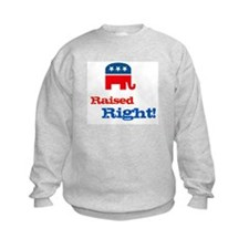 Cute Political Sweatshirt
