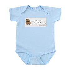 Unique Bull terrier dogs Infant Bodysuit