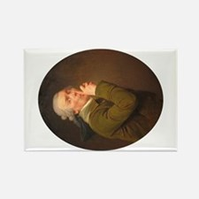 Joseph Ducreux - Le Discret Rectangle Magnet