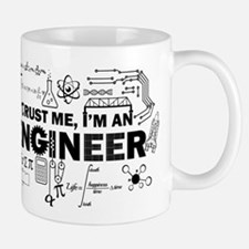 Trust Me I'm An Engineer Mugs