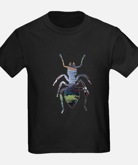 Colorful Ant painting T-Shirt