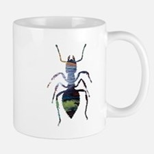 Colorful Ant painting Mugs