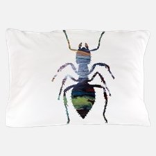 Colorful Ant painting Pillow Case