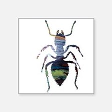 Colorful Ant painting Sticker