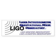 LIGO Bumper Sticker