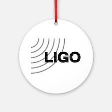 LIGO Ornament (Round)