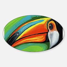 Toucan Parrot Decal