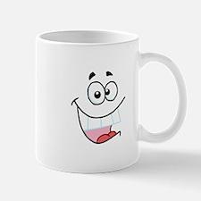 Smiling Faceless Mug