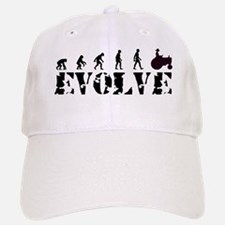 Farmer Evolution Baseball Baseball Cap
