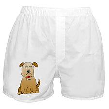 Cool Grumpy dog Boxer Shorts