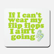 Flip Flops Mousepad