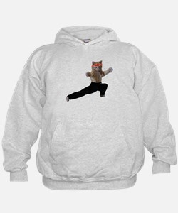 Cute For the love of cats Hoodie