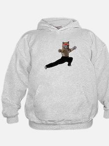 Cool Ninjas cats Hoodie