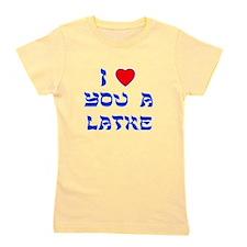 Unique Hanukkah Girl's Tee