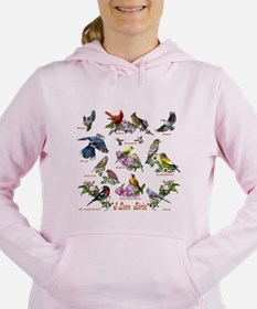 Unique Wildlife Women's Hooded Sweatshirt