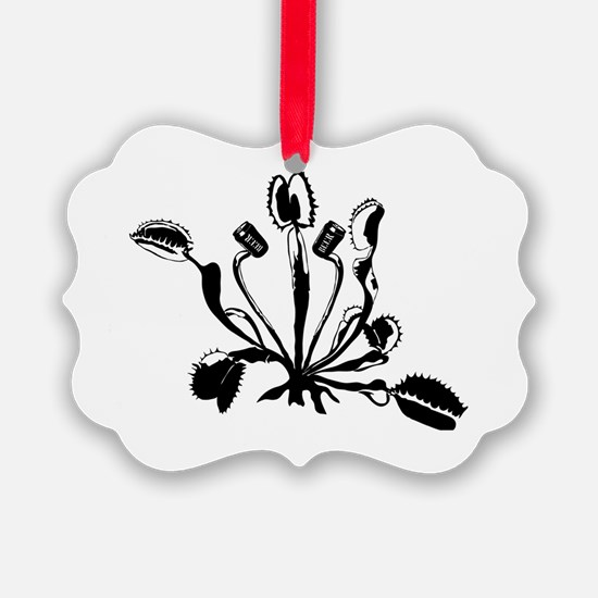 Cute Stencil Ornament