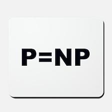 P=NP Mousepad