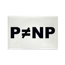 P!=NP Rectangle Magnet (100 pack)