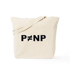 P!=NP Tote Bag