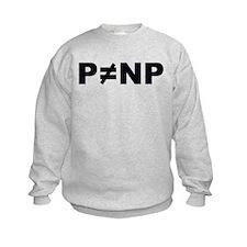 P!=NP Sweatshirt