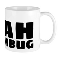 Bah Humbug Mugs
