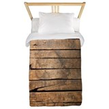 Nature Luxe Twin Duvet Cover