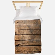 Wood Twin Duvet