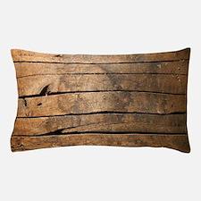 Wood Pillow Case