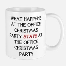 Office Christmas party Mugs