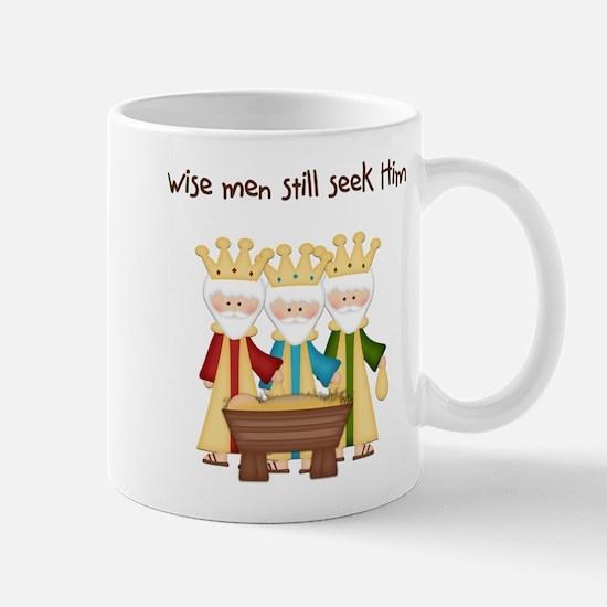 Wise Men Still Seek Him Mugs