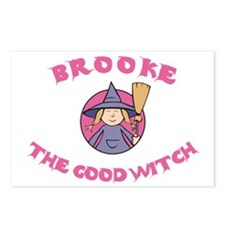 Brooke the Good Witch Postcards (Package of 8)