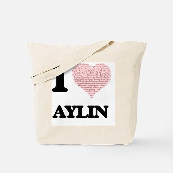 Unique Aylin Tote Bag