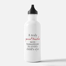 Special Teacher Water Bottle