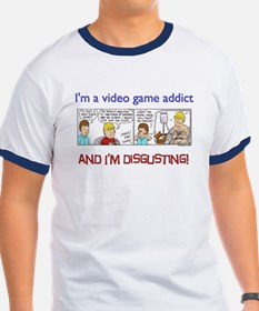 I'm a video game addict, and I'm disgusting!