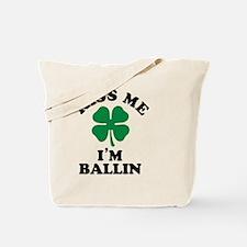 Unique Ballin Tote Bag