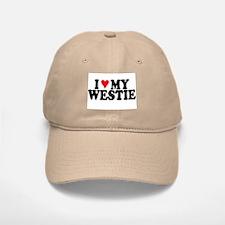 Westie Baseball Baseball Cap