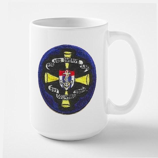 USS SWERVE Mugs