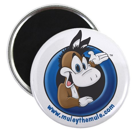 """Muley 2.25"""" Magnet (100 pack)"""