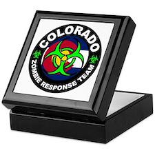 CO ZRT Green Keepsake Box